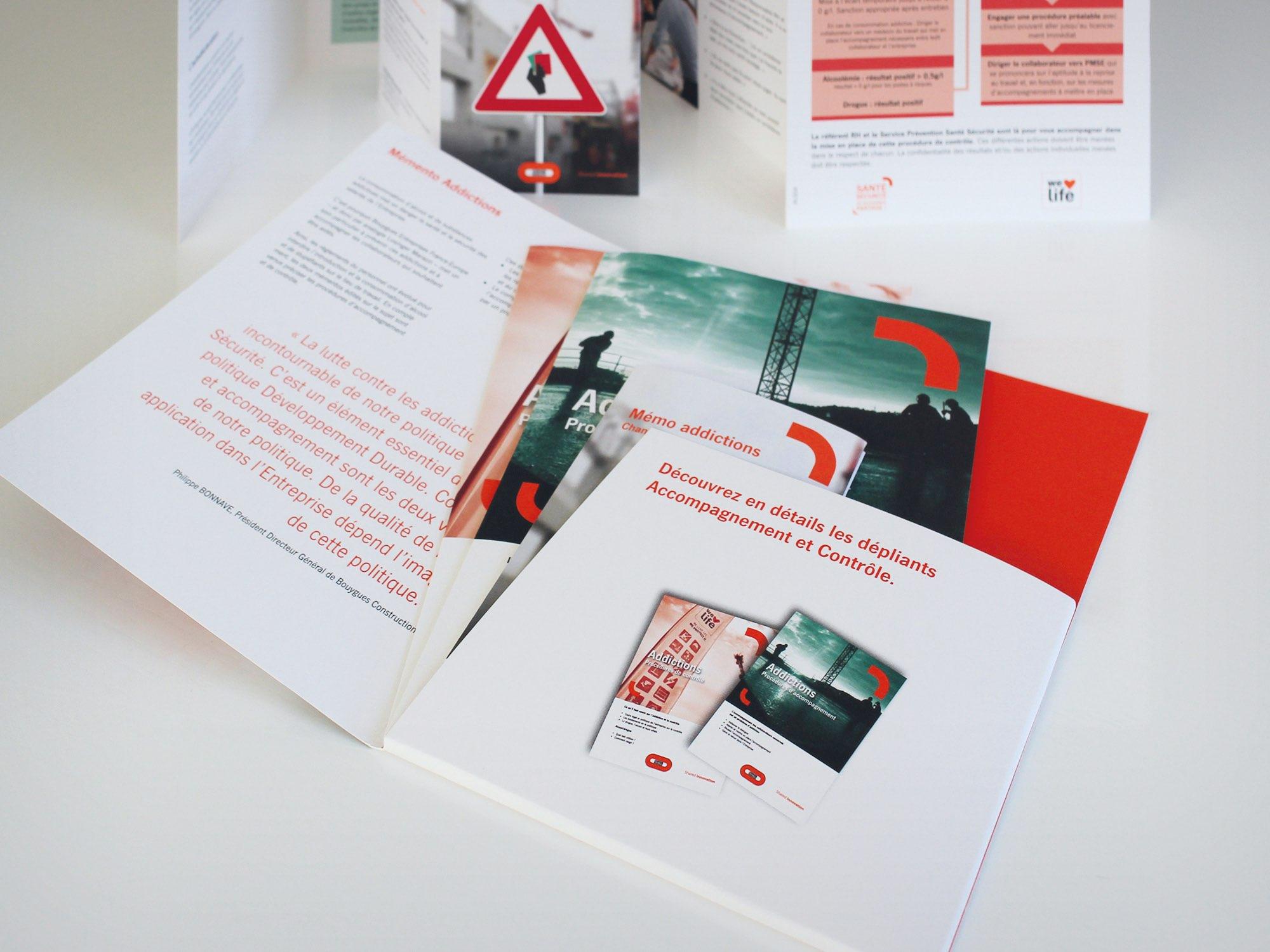 Losinger Marazzi SA – Mappe, porte-document par Créambule