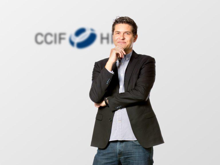 Matthieu Girardin, élu au Conseil Administratif de la CCIF